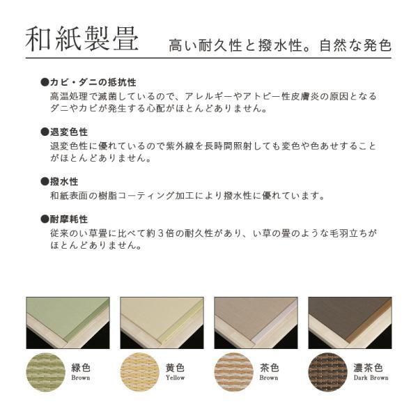 畳ベッド シングル 日本製 ヘッドレスベッド 丸脚 木製ベッド コモド 選べる畳 スタンダード畳床|tatamikouhinn|09