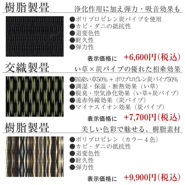 畳ベッド セミダブル 日本製 ヘッドレス マットレス 高さ調整 パーチェ 選べる畳 スタンダード畳床 tatamikouhinn 09