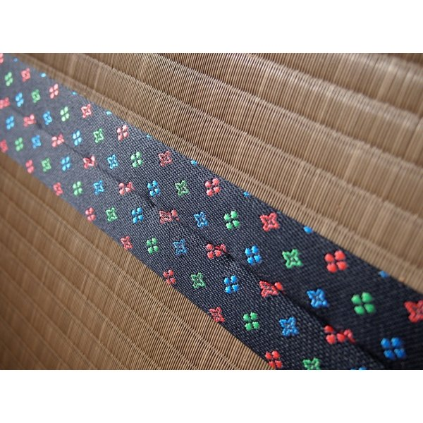 St. Valentine's day・・・「チョコレート色」 半畳もの表替え(縁付き)|tatamiya3|03