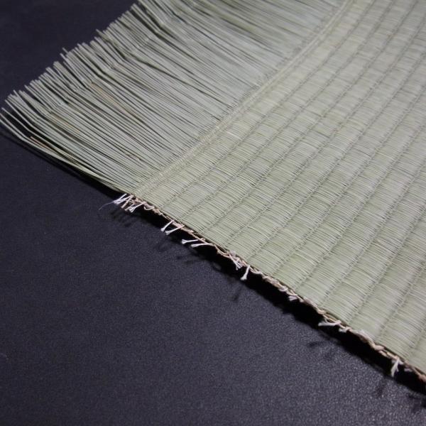 日本農林規格JAS3種特等認定品畳(縦糸:麻糸)縁付き表替え【半畳】|tatamiya3|03