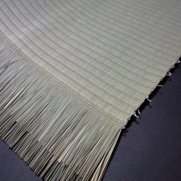 日本農林規格JAS3種1等認定品畳(縦糸:麻糸)縁付き表替え|tatamiya3|03