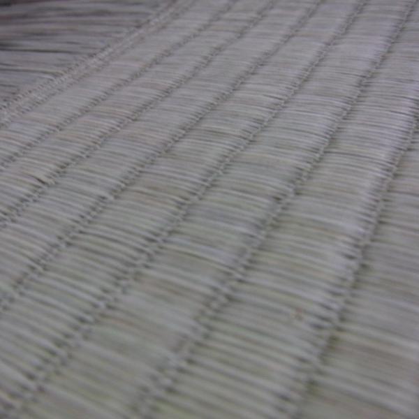 日本農林規格JAS3種1等認定品畳(縦糸:麻糸)縁付き表替え【半畳】|tatamiya3|04