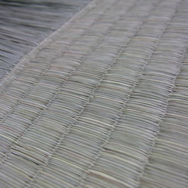 日本農林規格JAS3種2等認定品畳(縦糸:麻糸)縁付き表替え【半畳】|tatamiya3|04