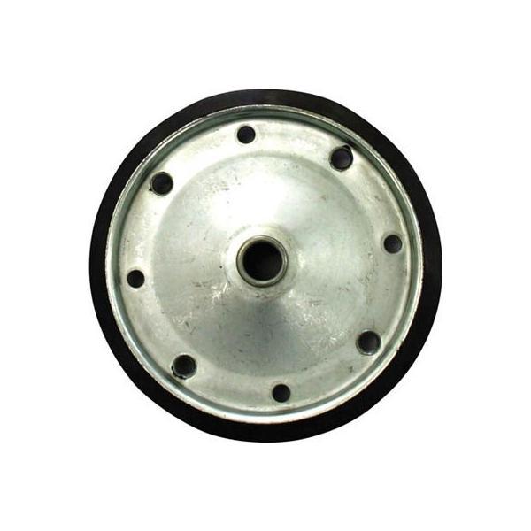 TRUSCO ボンベ台車用車輪 車輪Φ200 HT63N用 トラスコ中山(株) (HT-P200) (303-3627)