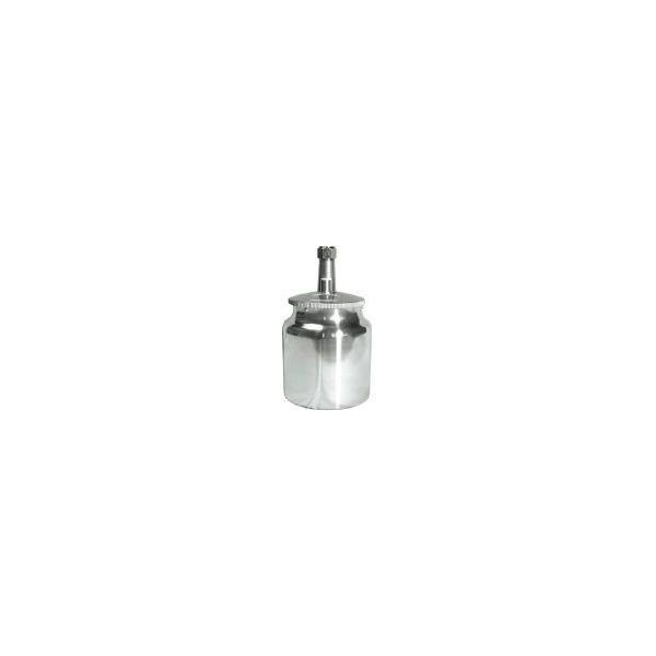 デビルビス 吸上式塗料カップアルミ製(容量700CC)G3/8 ランズバーグ・インダストリー(株) (KR-470-1) (324-8461)