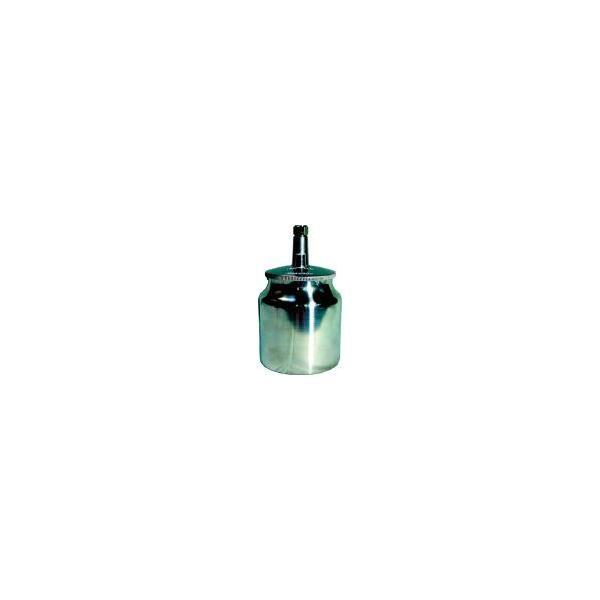 デビルビス 吸上式塗料カップアルミ製(容量700CC)G1/4 ランズバーグ・インダストリー(株) (KR-470-2) (324-8470)