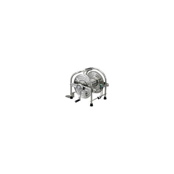 ハタヤ ステンレス(SUS304)ホースリール 40m用本体のみ (株)ハタヤリミテッド (SLA-0) (106-5203)