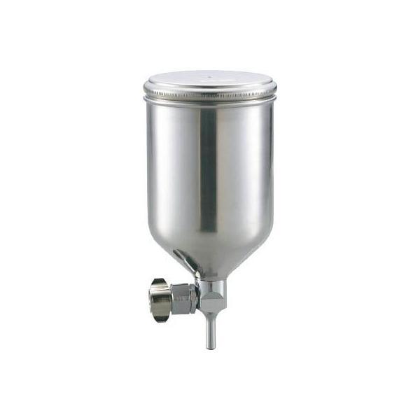 TRUSCO フリーアングル塗料カップ 重力式用 容量0.4L 脚付 トラスコ中山(株) (TGC-04FA) (301-5106)