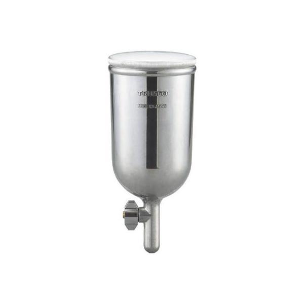 TRUSCO 塗料カップ 重力式用 容量0.5L 脚付 トラスコ中山(株) (TGC-05-2) (303-7657)