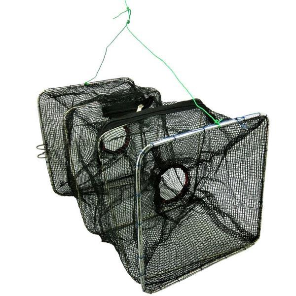 魚キラーDX  魚採集 エビ採集 川 海 カニ 小魚 大漁 折り畳み式