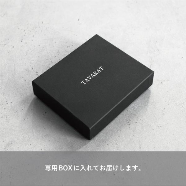 名刺入れ メンズ 本革 大容量 TAVARAT FLAT TAV-019 名入れ 刻印 (ポスト投函 送料無料)ラッピング無料 |tavarat|16