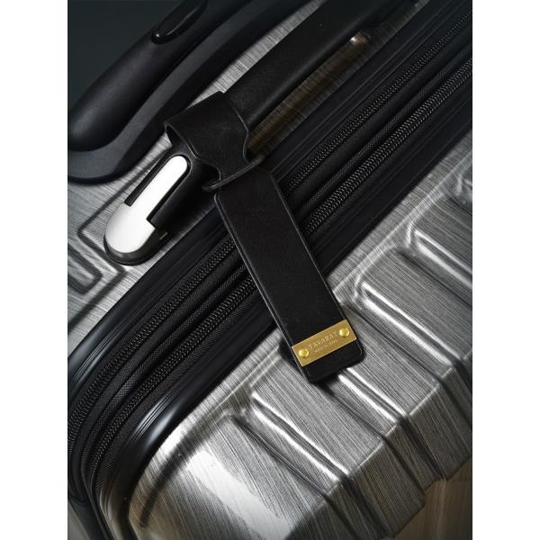 ネームタグ ラゲージタグ ラゲッジタグ 日本製 本革 姫路レザー トラベル 旅行 全5色 TAVARAT 名入れ 刻印 Tps-038 (ゆうパケット 送料無料) ラッピング無料|tavarat|05
