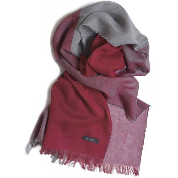 ストール メンズ 日本製 抗菌防臭 綿100% 丹後織物 全2色 TAVARAT Tps-044|tavarat|04