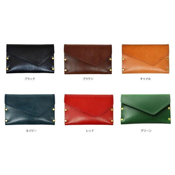 名刺入れ メンズ 本革 真鍮 コンパクト 日本製 TAVARAT Tps-048  ラッピング無料 |tavarat|07