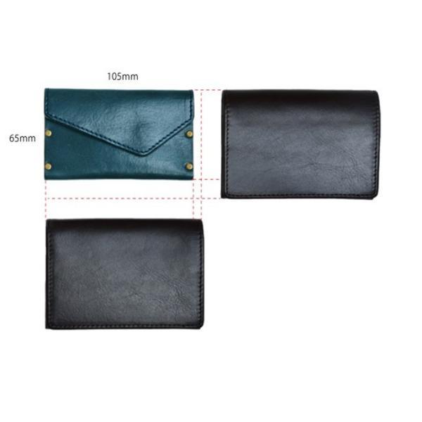 名刺入れ メンズ 本革 真鍮 コンパクト 日本製 TAVARAT Tps-048  ラッピング無料 |tavarat|09