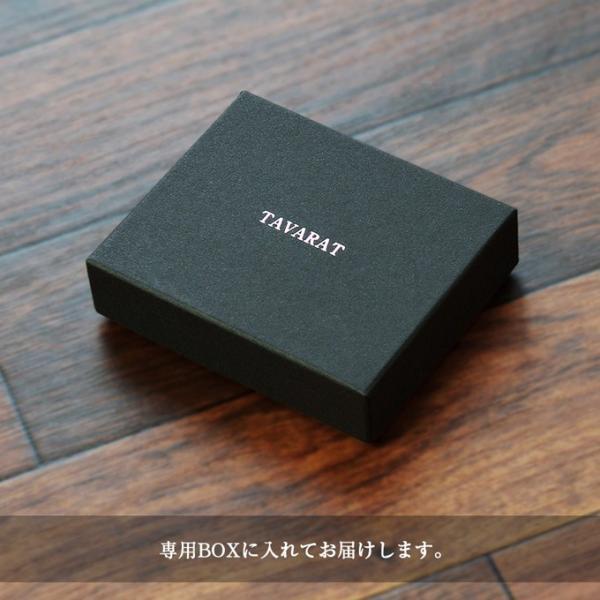 名刺入れ メンズ レザー カードケース 日本製 ボックスカーフ TAVARAT Tps-073  ラッピング無料 父の日 tavarat 19