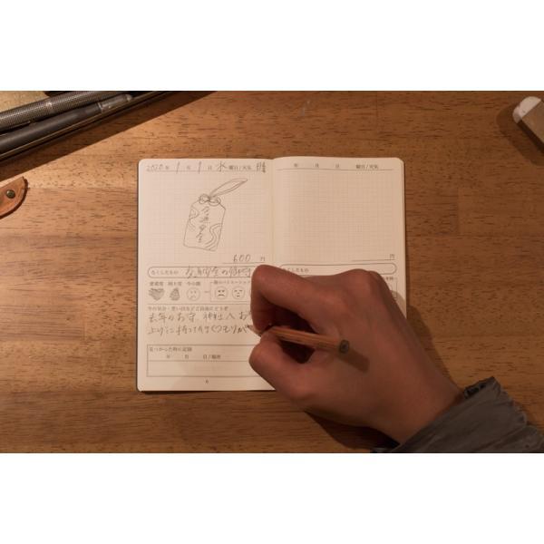 なくしもの日記 日記帳 ユニーク 手帳 おしゃれ 日本製 メンズ ステーショナリー TAVARAT Tps-103 ラッピング無料 tavarat 17