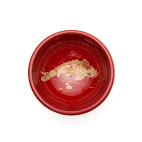 輪島塗 ぐい呑 魚の図  還暦祝い 定年祝い プレゼント 名入れ |tayasikkitenn|04