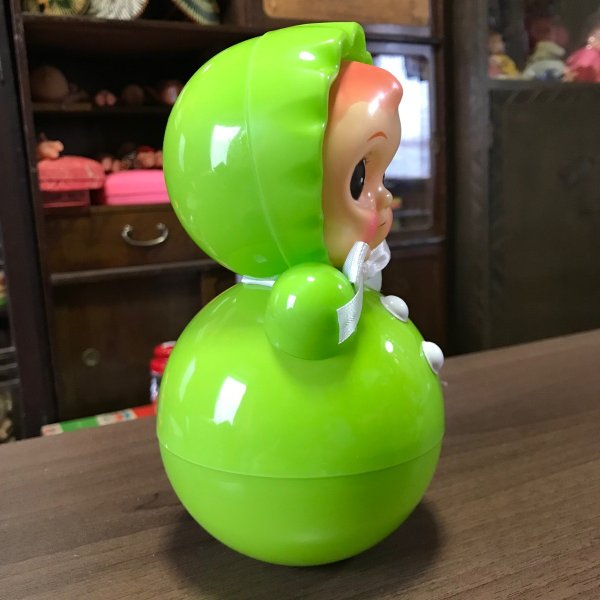 おきあがりこぼし 日本製 起き上がりこぼし 昭和レトロ 可愛い こだわり製造|tayasu|03