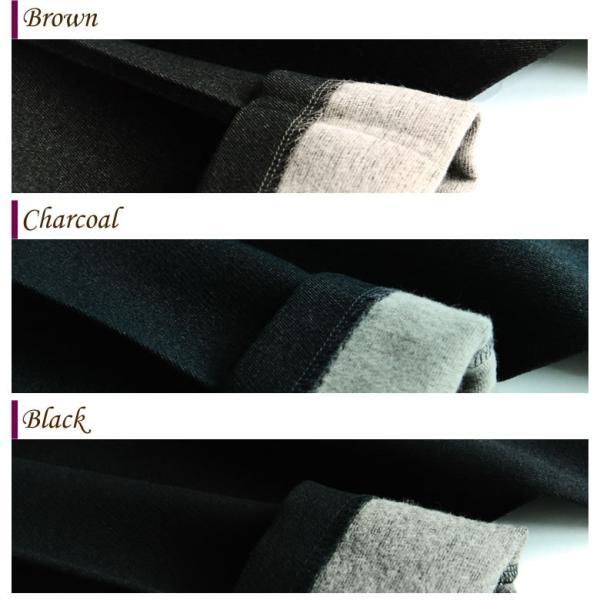 高齢者 ズボン 女性 裏起毛 お尻まわりゆったり 深履きパンツ (シニア 服 70代 80代物 婦人 おばあちゃん服 高齢者 ズボン)|tc-mart|06