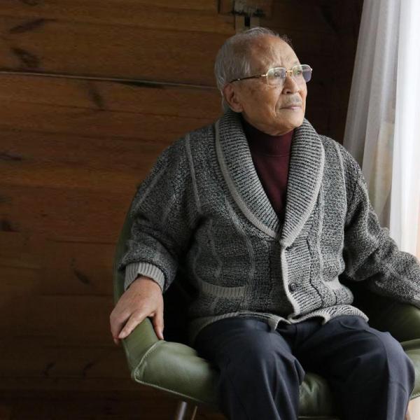 紳士 ウールショールカラーカーディガン(シニアファッション 60代 70代 80代 メンズシニア ...