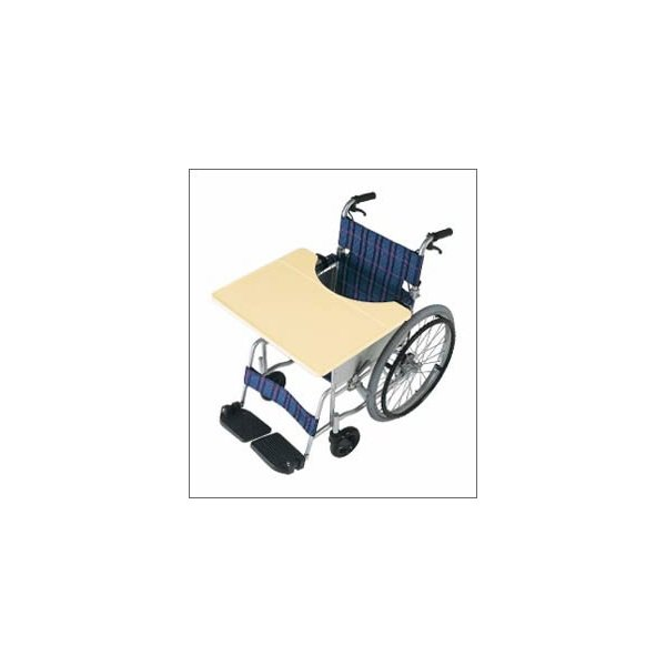 車椅子用テーブル(これべんり)軽量タイプ(車いす用品 介護用品)  70代 80代 高齢者 老人 お年寄り 便利グッズ