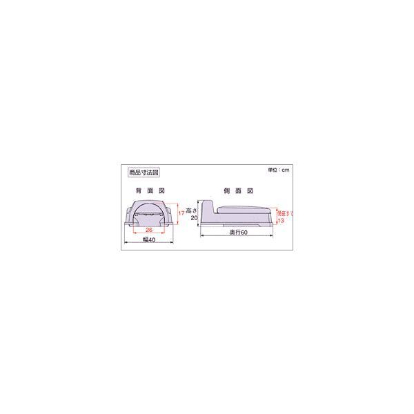 和式トイレを洋式に 洋式便器(簡易設置)介護用品 安寿 アロン化成サニタリエースOD両用式(標準タイプ)|tc-mart|02