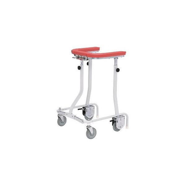 歩行器 介護用品 シルバーカー 折りたたみ式歩行車(抵抗器付)  介護 高齢者 老人 お年寄り 大人用