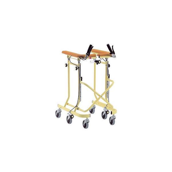 歩行器 介護用品 6輪歩行器 ホップステップSM-40 松永製作所  介護 高齢者 老人 お年寄り 大人用