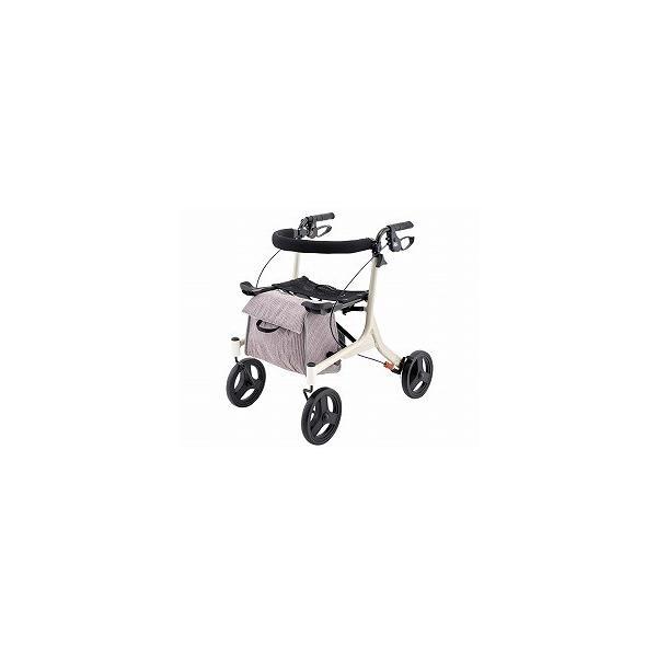 歩行器 介護 歩行車ショッピングターン( リハビリ 用 介護用品 歩行車 福祉用具 )  介護 高齢者 老人 お年寄り 大人用