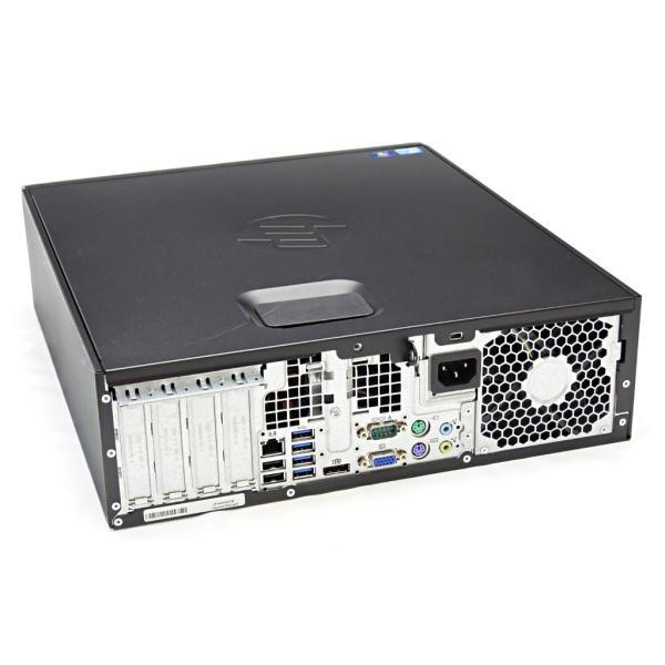 hp Compaq 8300 Elite SFF QV996AV Core i5-3470 3 2GHz 4GB