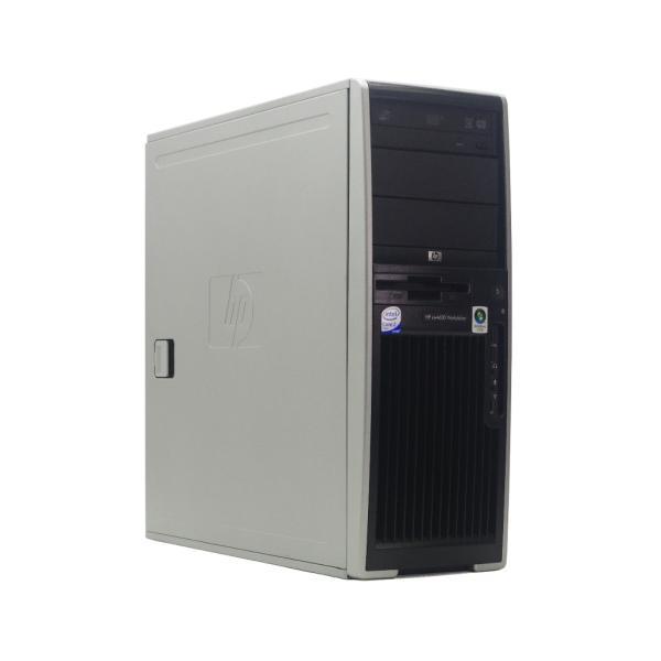 hp xw4600 Workstation Core2Duo E8400 3GHz 2GB 500GB(HDD) Quadro FX370 DVD+-RW WindowsXP Pro 32bit