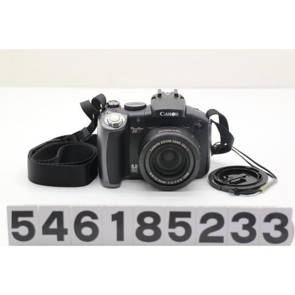 Canon PowerShot S5 IS 動作簡易チェック済