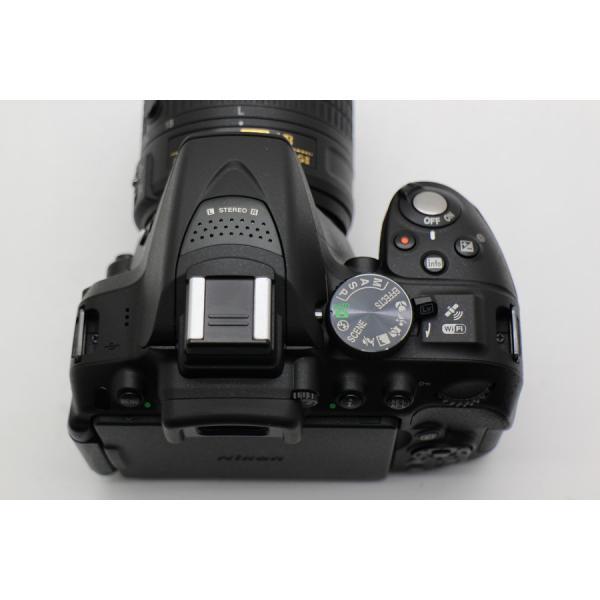 Nikon D5300 ダブルズームキット 動作簡易チェック済