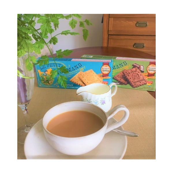 アベイ Abbaye ノルマンディサブレ|tea-please1|03