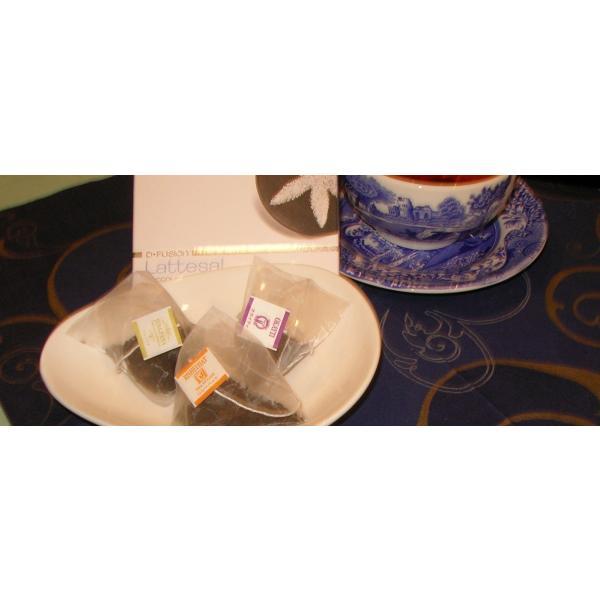 六本木ティープリーズ・ドモーリ:塩入ミルクチョコレート:ラッテサル(45%カカオ・ゲランド産塩入りミルクチョコレート50g)・カカオ品種別チョコレート|tea-please1|02