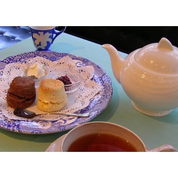 送料無料・ティープリーズ・アリスの紅茶・スコーン・ドモーリのチョコレートのオシャレなギフトA |tea-please1|02