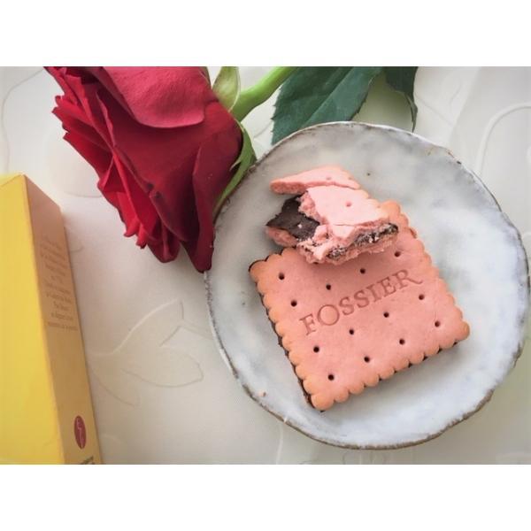 フォシエ・ピンクビスケット・ダークチョコレート・ミニ FOSSIER|tea-please1|04