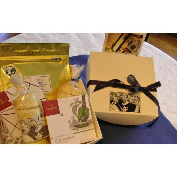 六本木ティープリーズ・宇野亜喜良デザインのアリスとチェシャ猫のパッケージ(当店オリジナル)|tea-please1|02