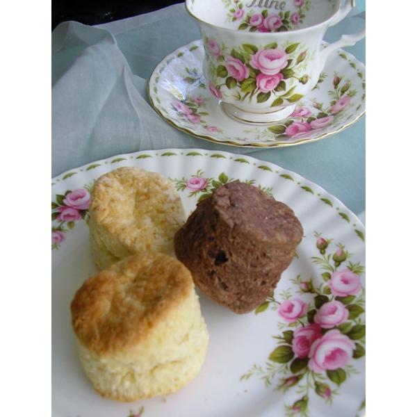 六本木ティープリーズ:アリスのスコーン(ラムレーズン&ココナッツ)*ご注文は各種スコーンの合計個数3個からお願いします|tea-please1|02