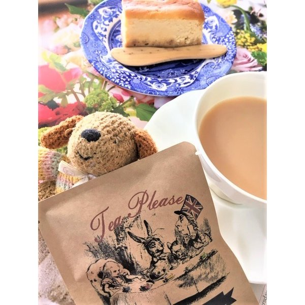 六本木ティープリーズ・倖せダージリン:ティーバックミニ(リーフティ) tea-please1 05