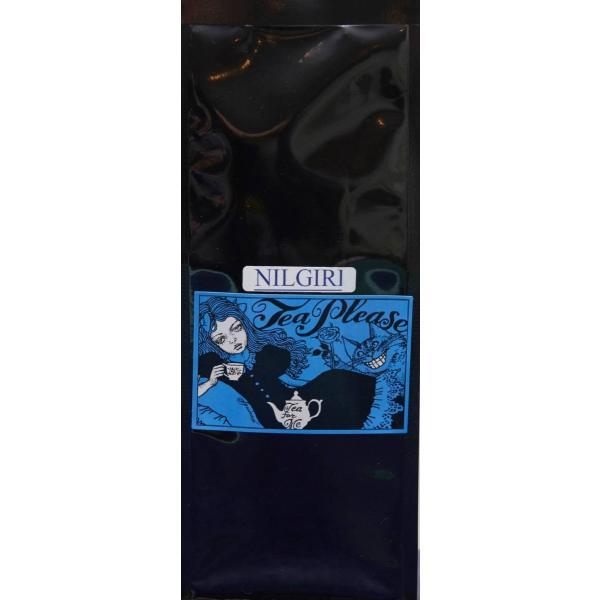 六本木ティープリーズアリスの紅茶:ニルギリ(チャムラジ)30g(FOP EX)|tea-please1