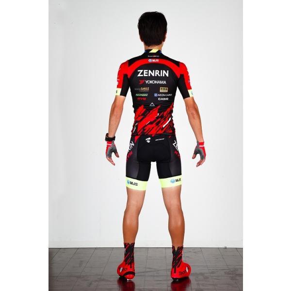 サイクルジャージ 自転車 チーム右京 ロードレース 2018モデル TEAM UKYO 半袖 プロ仕様 送料無料 メール便不可|teamukyo|07