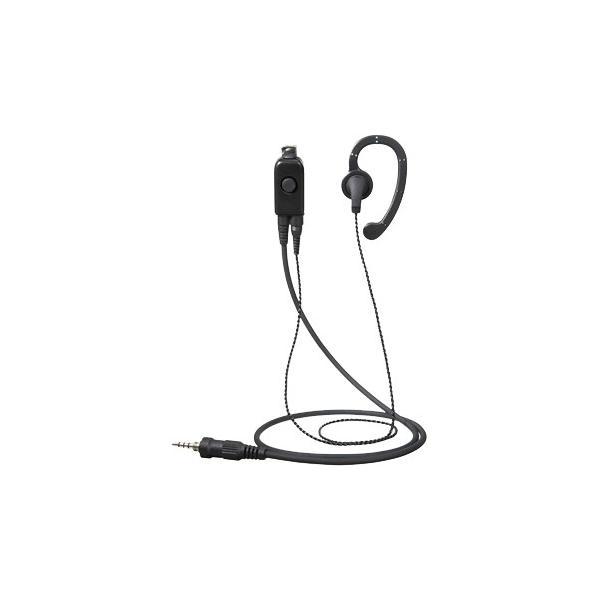 耳かけ式小型イヤホンマイク EK-313-107 スタンダード  1ピンねじ込ジャック用|tech21|03