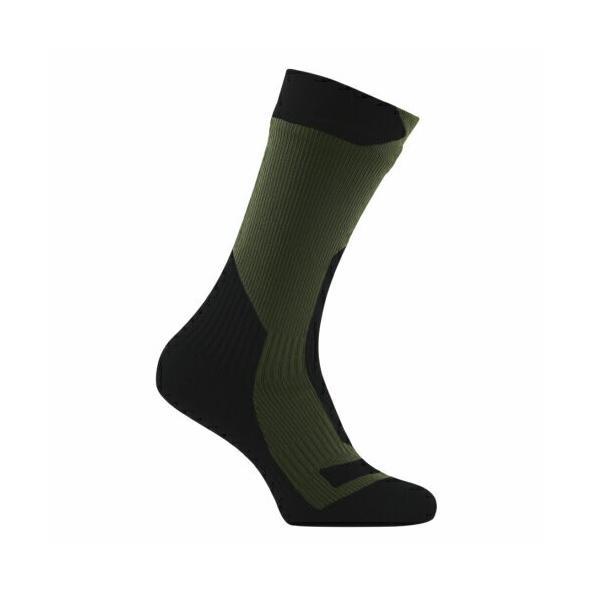 SEALSKINZ Trekking Thick Mid 111161707 防水ソックス 靴下 全国送料無料   シールスキンズ tech21 05