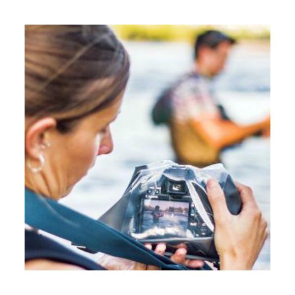アクアパック 458 防水ケース Waterproof DSLR Camera Case aquapac