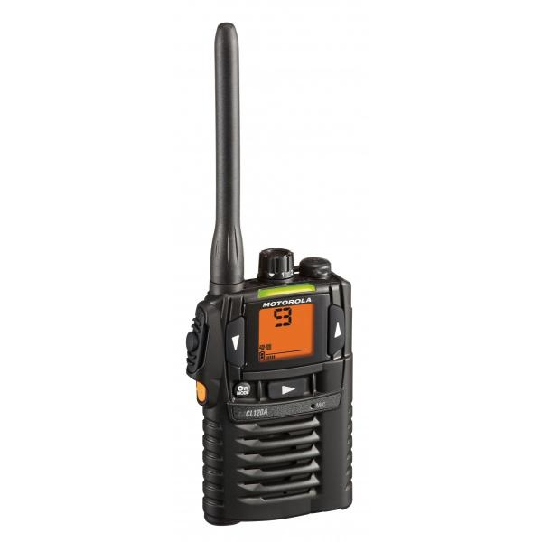 防水トランシーバー CL120A モトローラ インカム 無線機 tech21