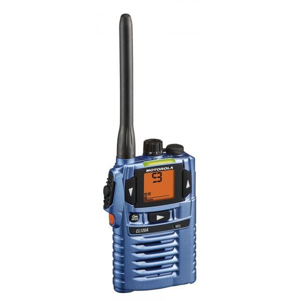 防水トランシーバー CL120A モトローラ インカム 無線機 tech21 02