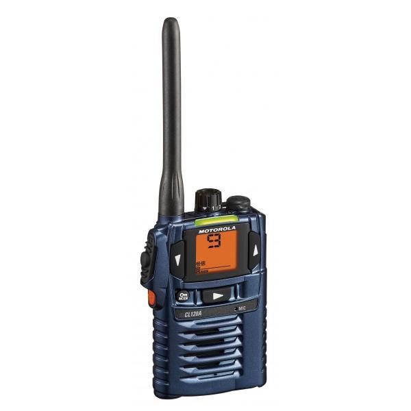 防水トランシーバー CL120A モトローラ インカム 無線機 tech21 03