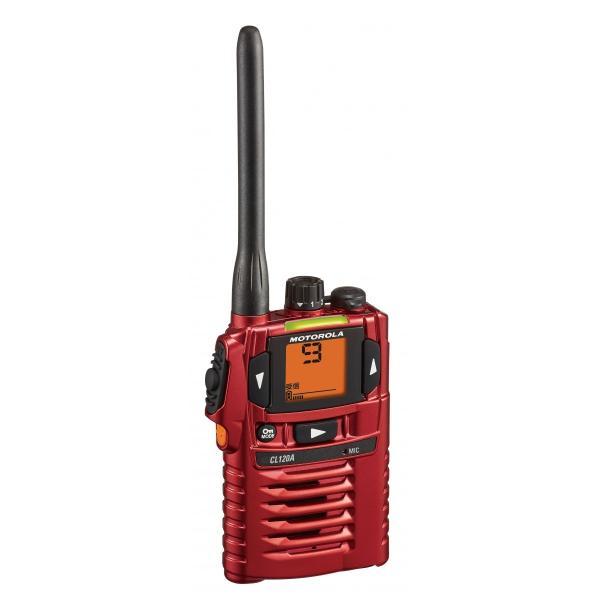 防水トランシーバー CL120A モトローラ インカム 無線機 tech21 04